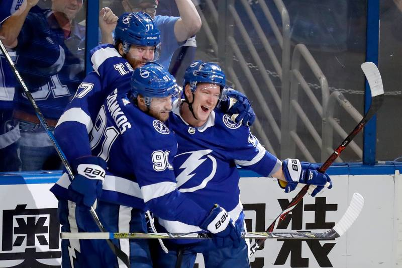 Lightning Grab 3-2 Series Lead with Game 5 Win vs. Alex Ovechkin ... b051640d13d3