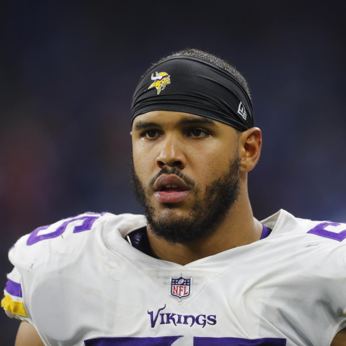 Lb Anthony Barr Reportedly Plans To Sign With Jets After 5