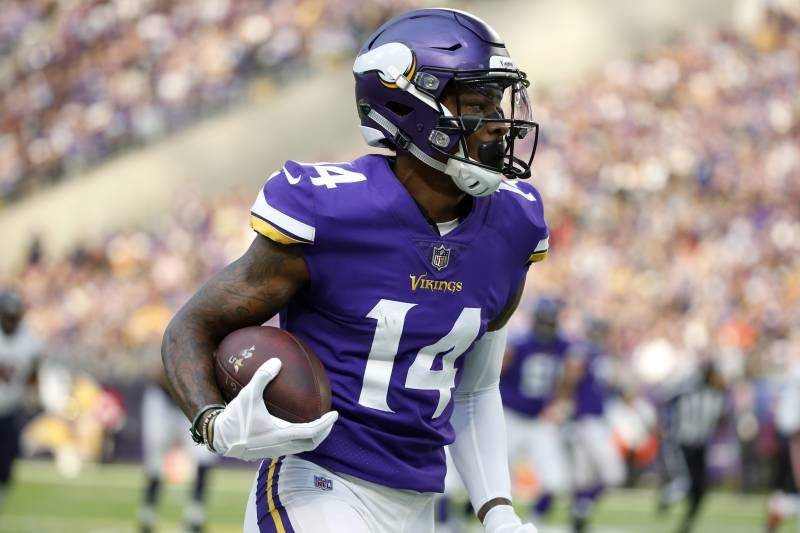 Image result for stefon diggs vikings
