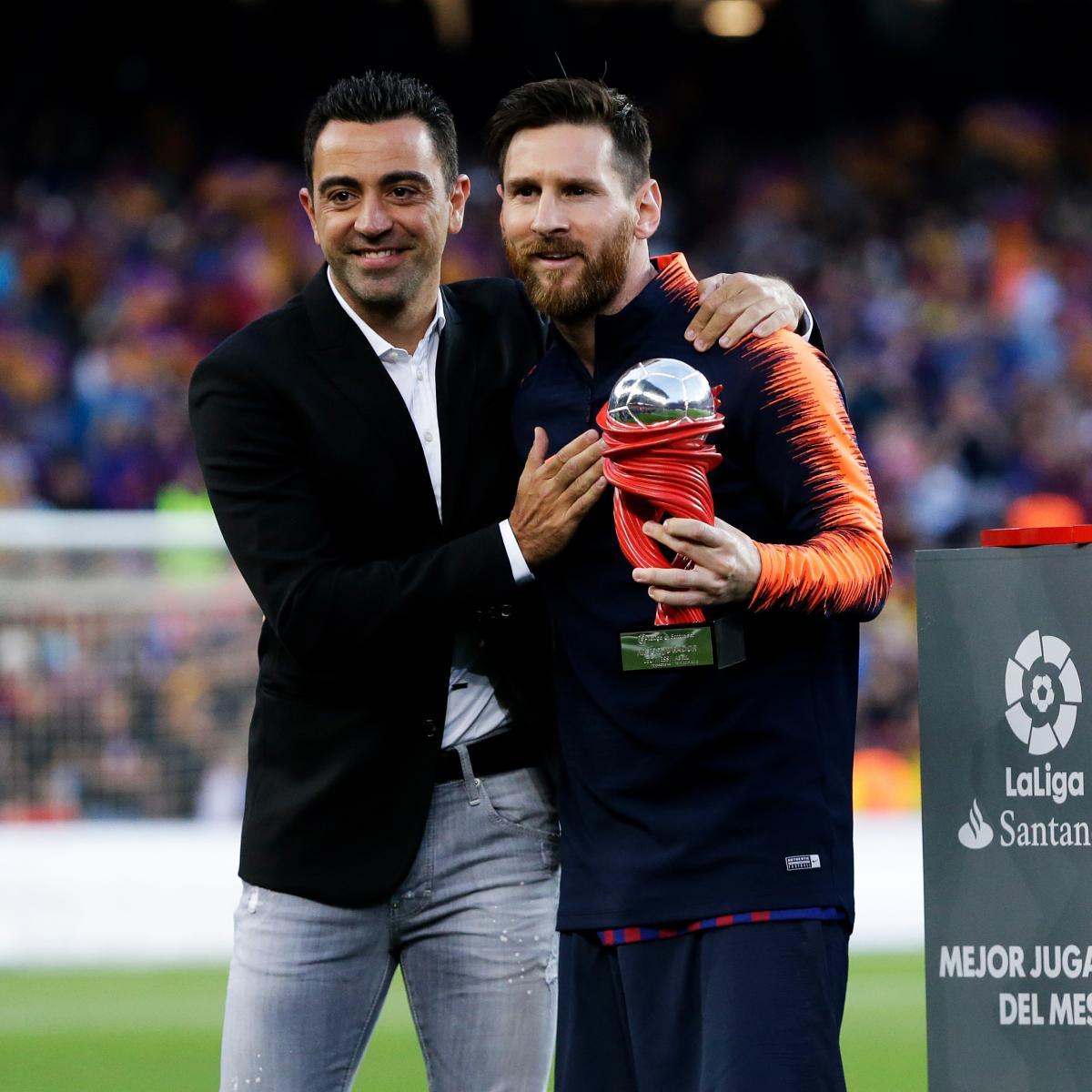La Liga: Lionel Messi Top La Liga Scorer For 6th Time, Wins 5th