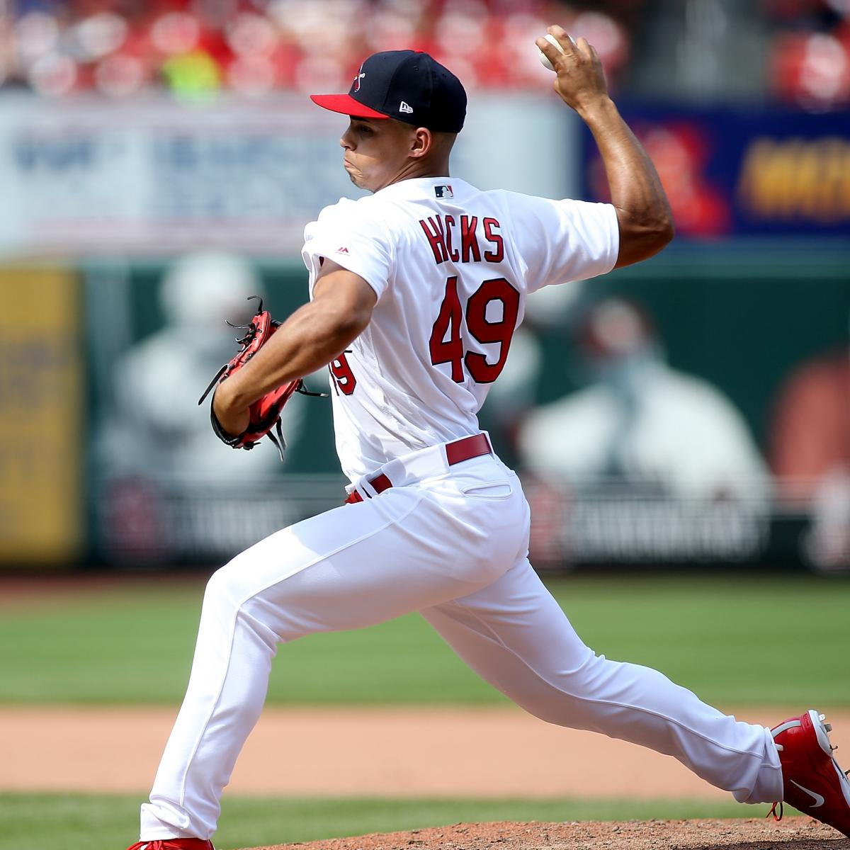 Reliever throws record 105-mph pitch