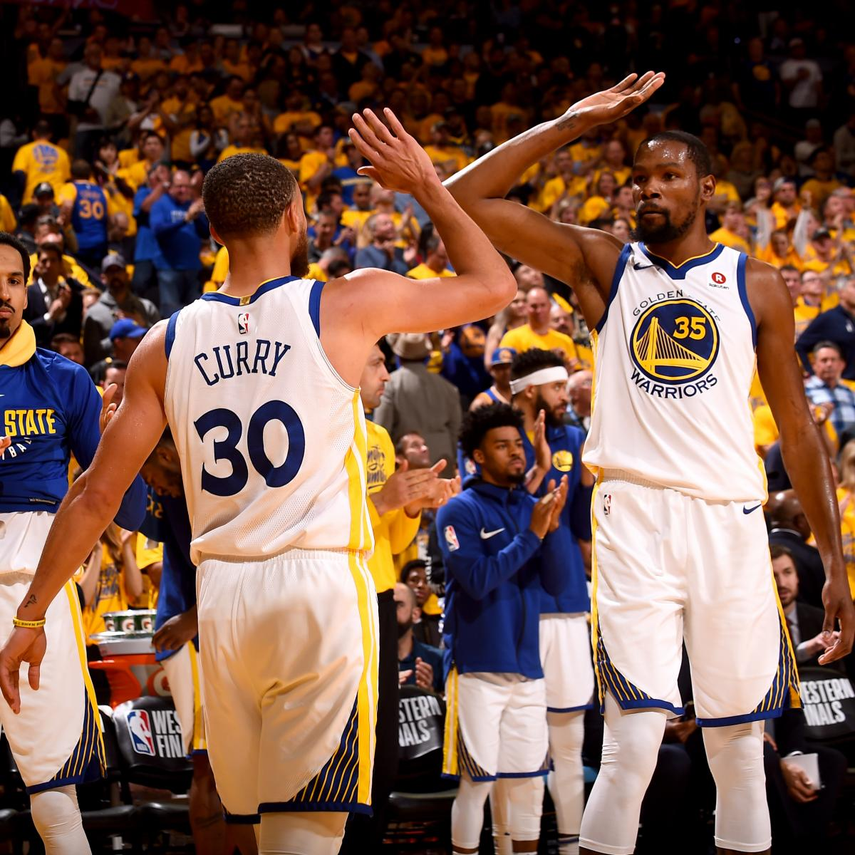 Red-Hot Stephen Curry Leads Warriors To Game 3 Blowout Vs