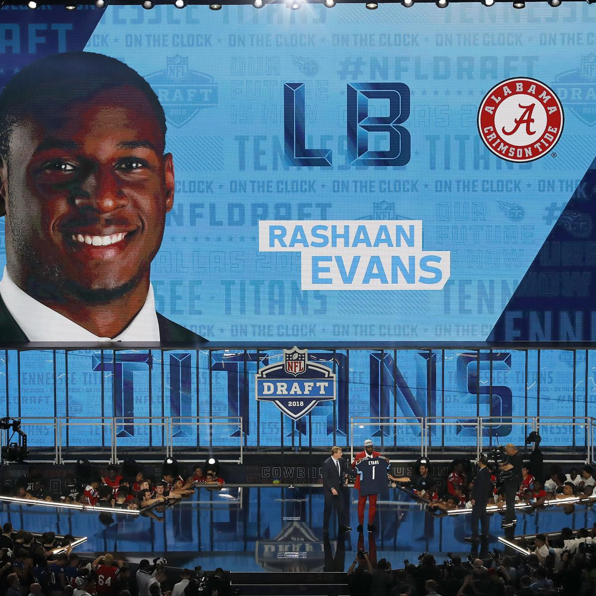 Nissan Cleveland Tn >> Report: 2019 NFL Draft 'Expected' to Be Hosted by Nashville | Bleacher Report | Latest News ...