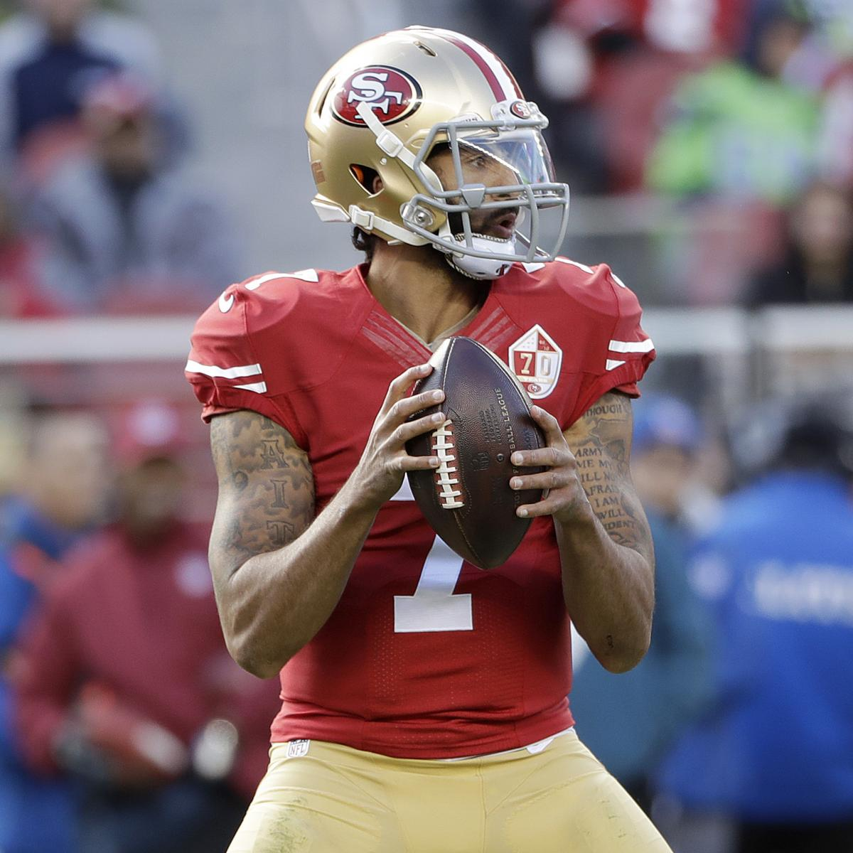 Report: Colin Kaepernick Collusion Case Revealed Teams Viewed Him as Starting QB