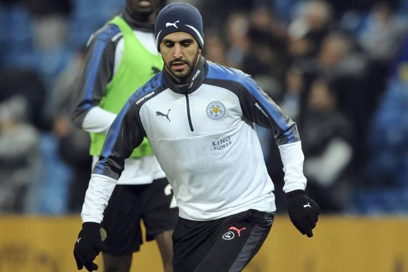 reputable site 1e328 2a55f Manchester City Transfer News: Riyad Mahrez Price Lowered in ...