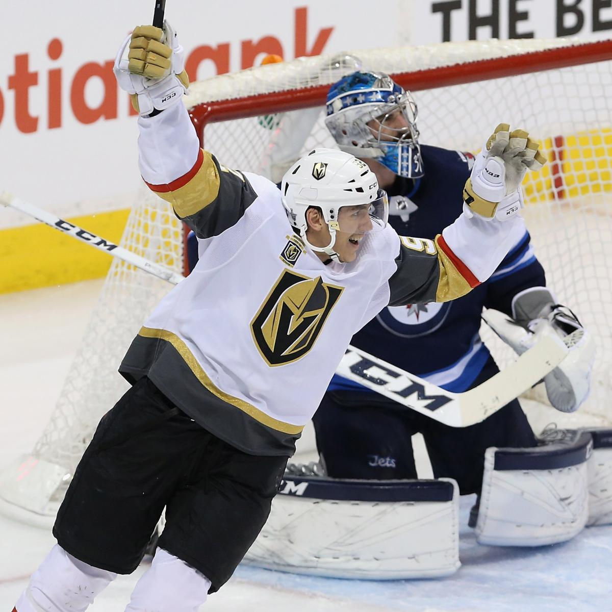 Everything's Coming Up Aces for the Vegas Golden Knights
