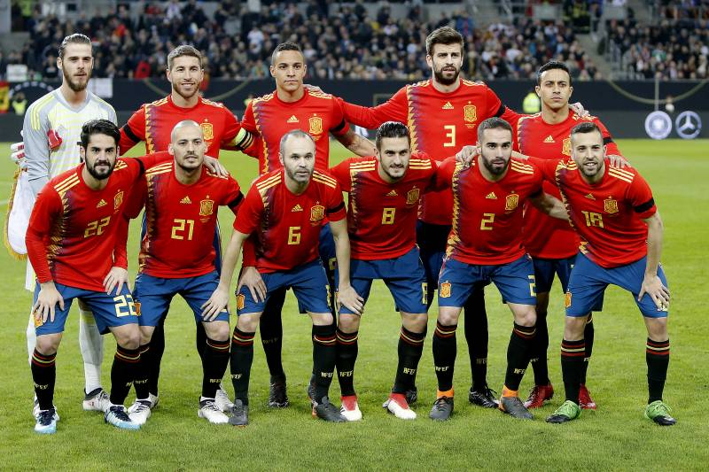 Portugal vs  Spain: Team News, Live Stream, TV Info for