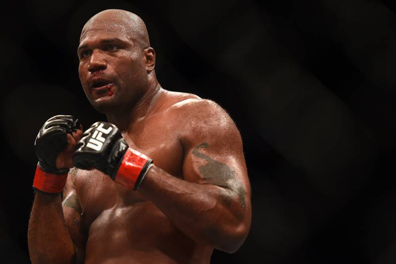 Rampage Jackson Rips 50 Cent He Ain T No Fighter And It S