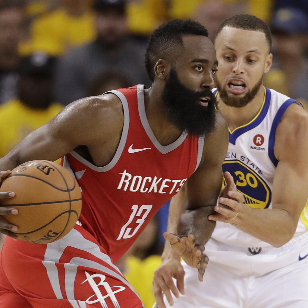 Houston Rockets Game Log: Houston Rockets Vs. Golden State Warriors: Game 4 Odds