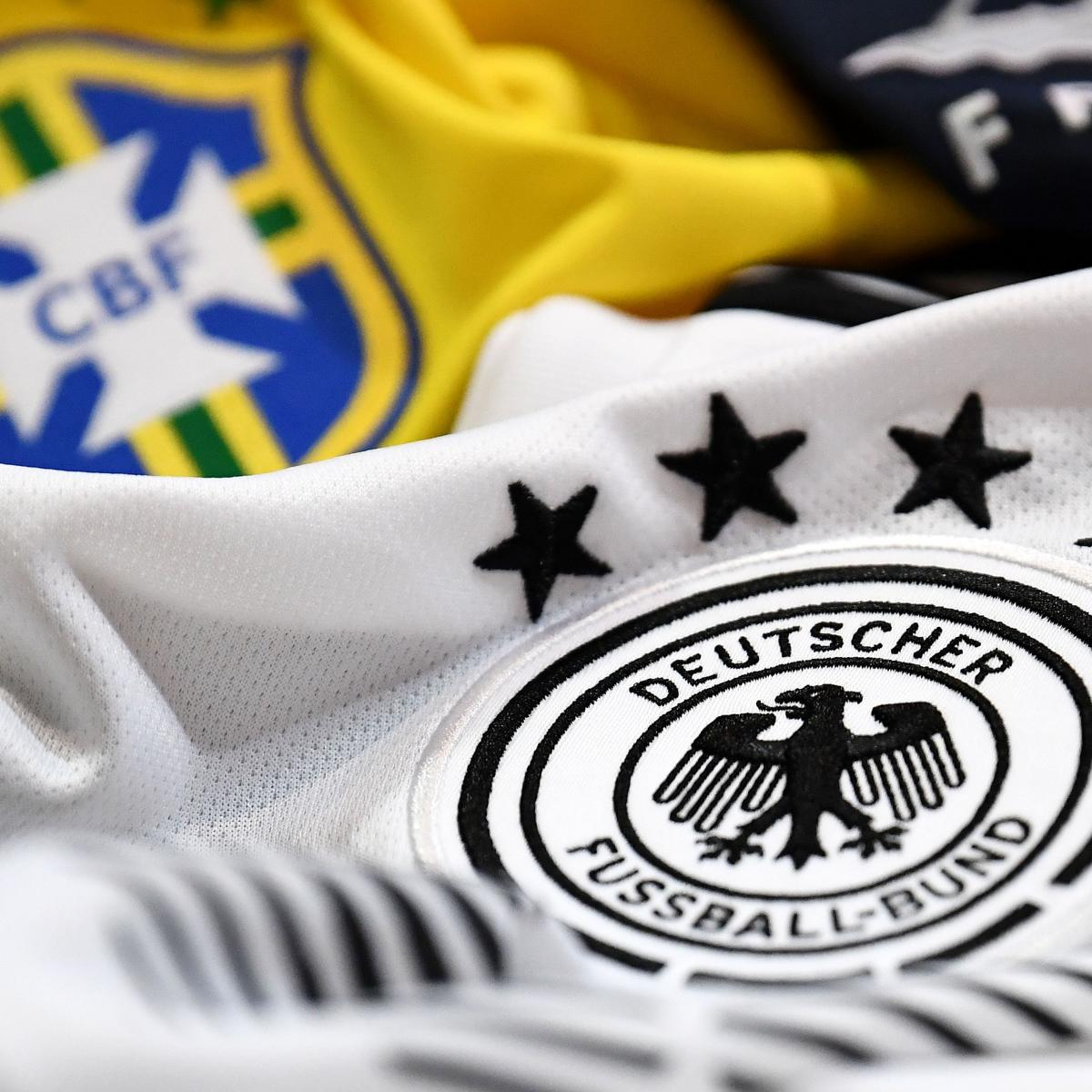 d85547985 World Cup 2018 Jerseys  Top Team Kits of the Tournament