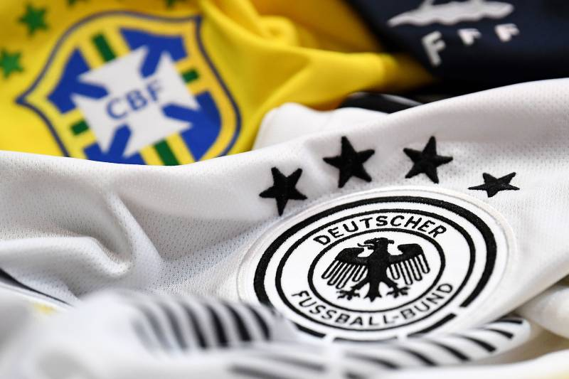 195fff4cee9 World Cup 2018 Jerseys  Top Team Kits of the Tournament