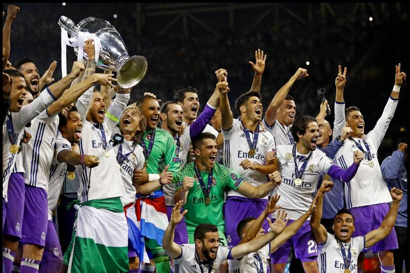 Champions League Final 2018 Head To Head Record Before Real