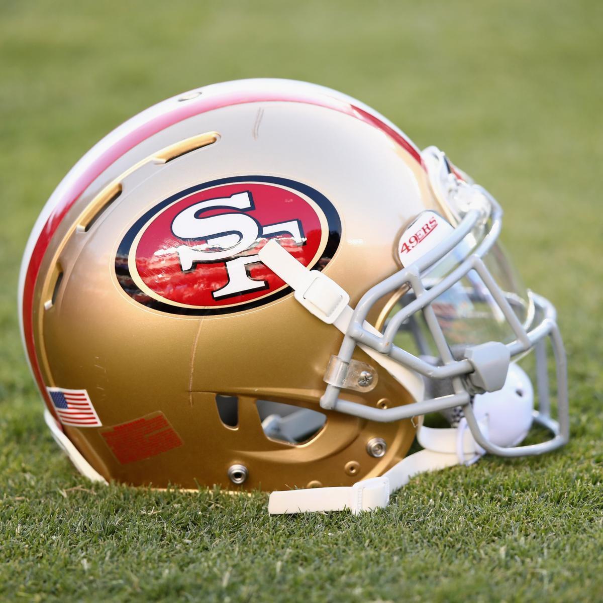 48c7d4ba28f 49ers Unveil New Throwback Alternate Uniforms for 2018 Season ...