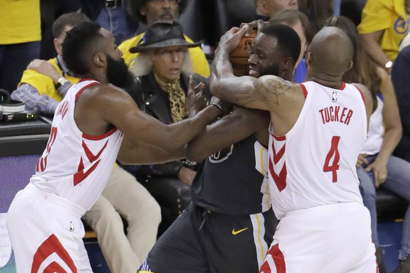 e1868381e55 Golden State Warriors vs. Houston Rockets  Game 5 Odds