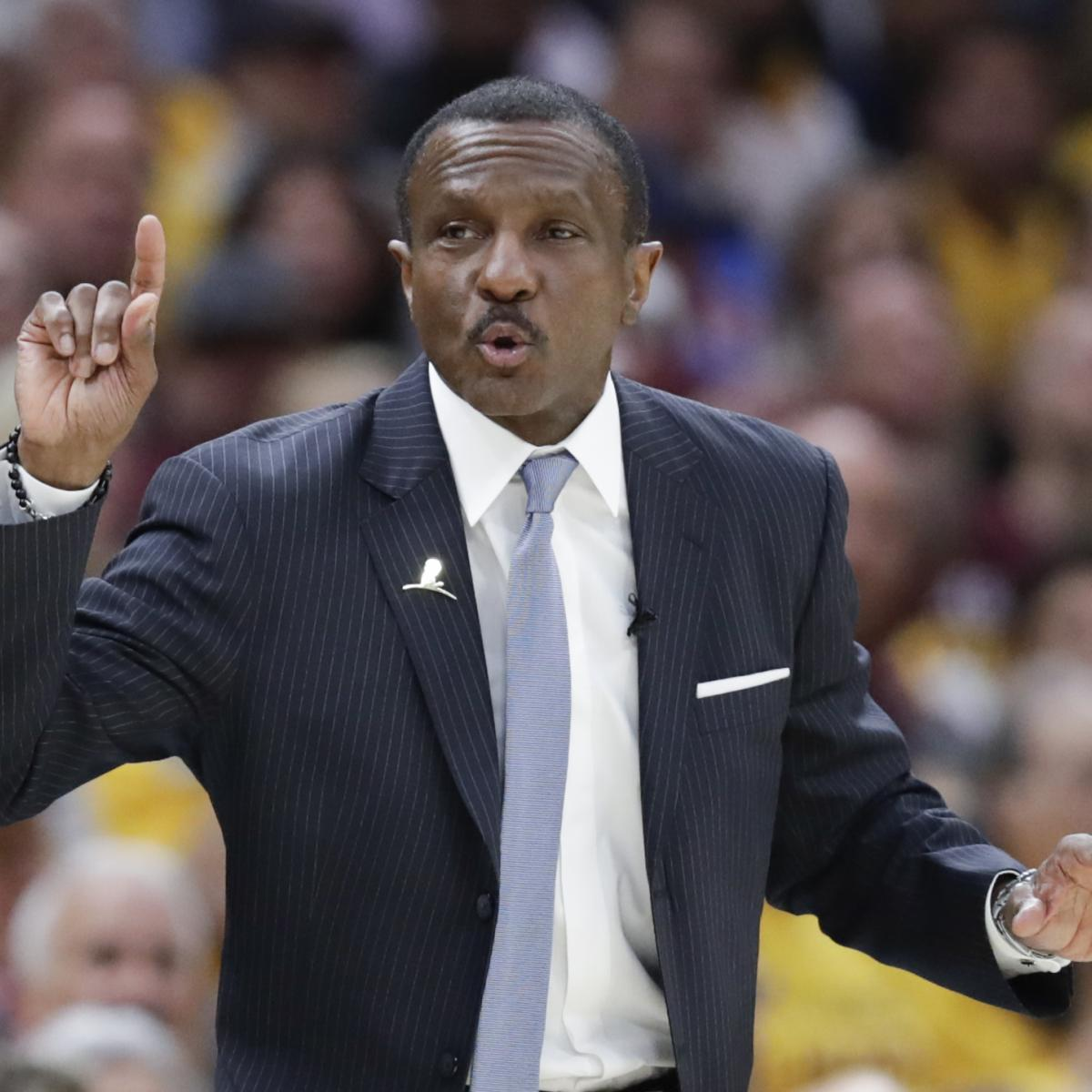 nba rumors dwane casey to be a primary target of