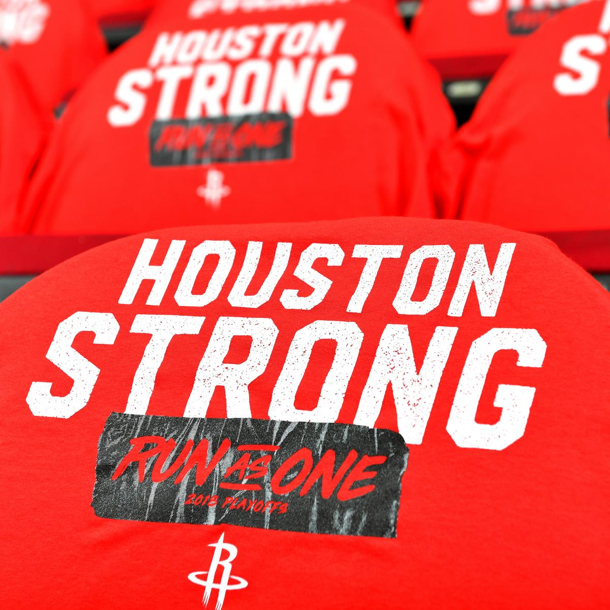 Rockets Honor Victims, 1st Responders From Texas HS