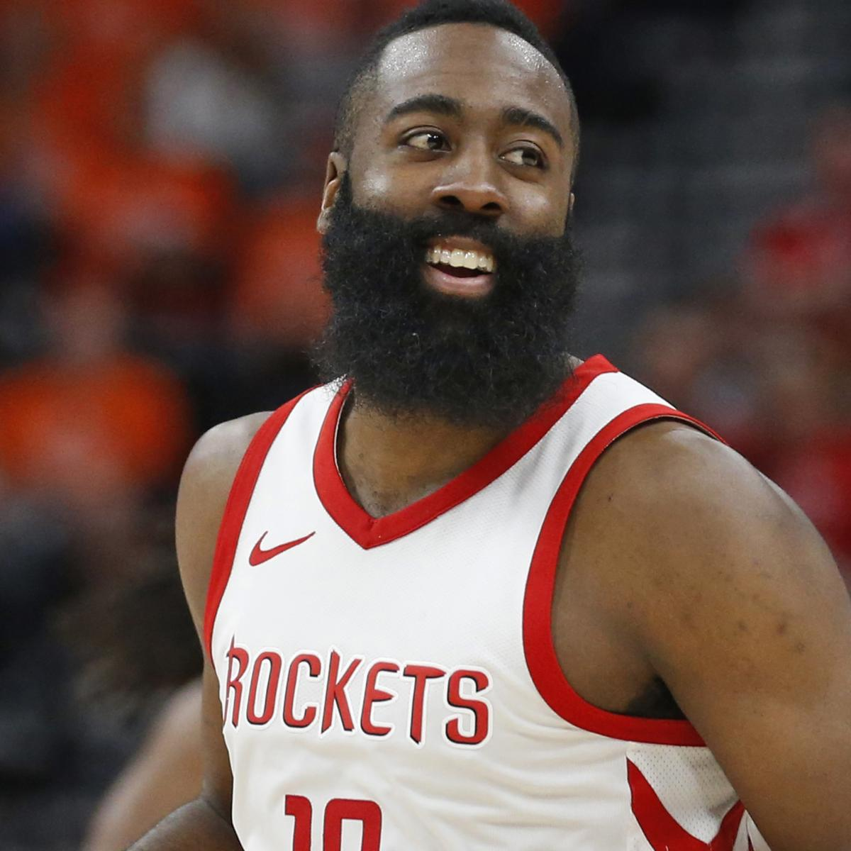 James Harden Quadruple Team: James Harden: 'Who Cares' About Shooting Woes In Game 5