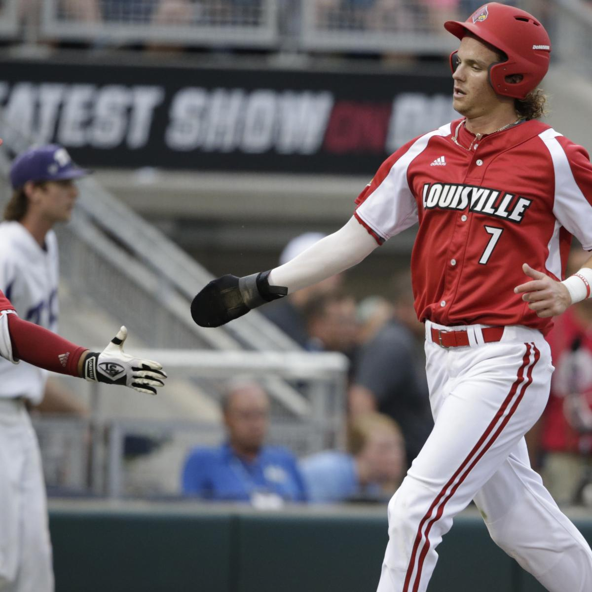 ACC Baseball Tournament 2018: Friday Scores, Updated ...