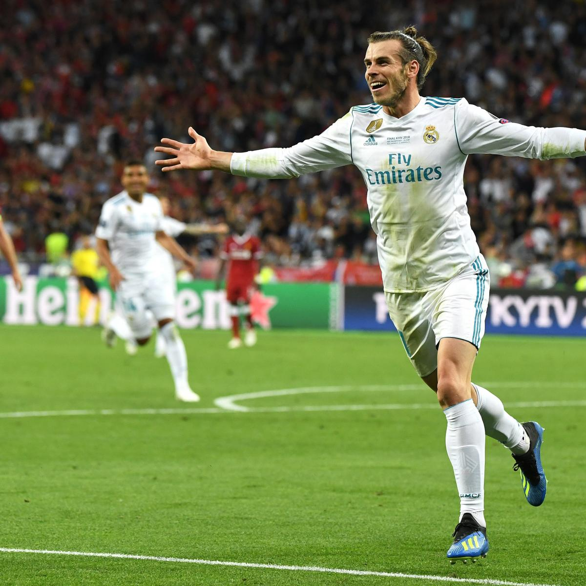 Flights From Liverpool To Madrid Rocket After Klopp S Side: Gareth Bale's Heroics Give Real Madrid Champions League