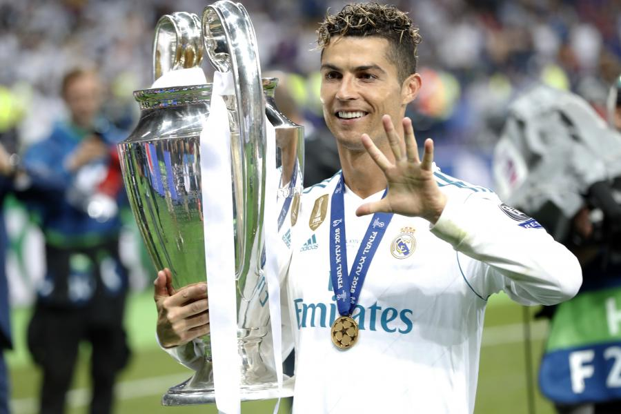 Cristiano Ronaldo Ucl Should Rename Itself Cr7 Champions League Bleacher Report Latest News Videos And Highlights