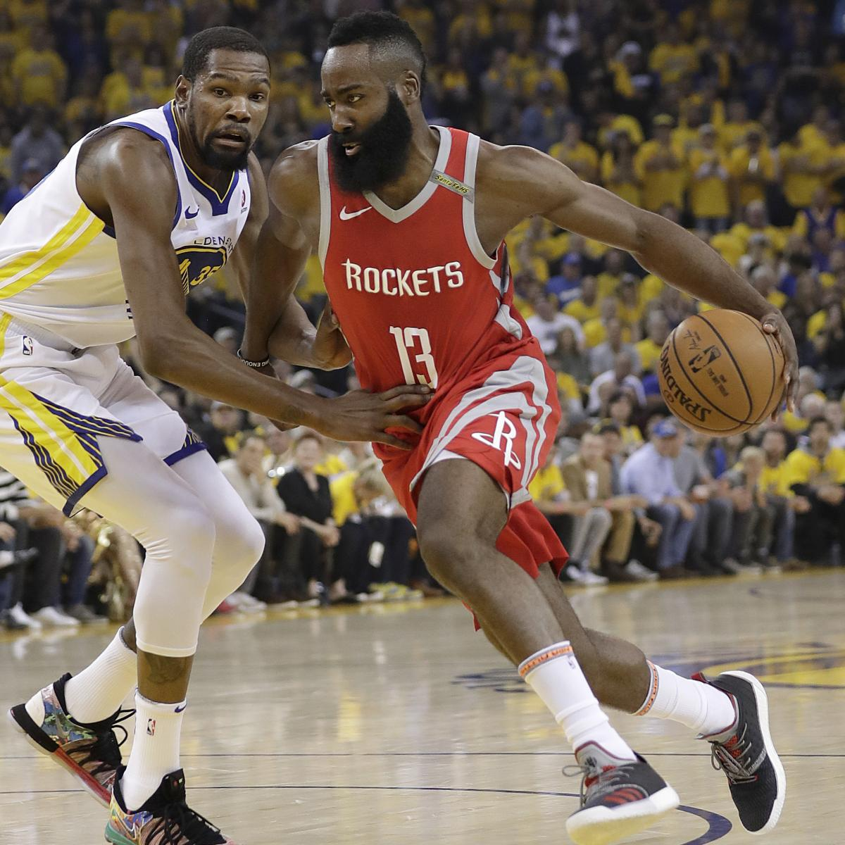 Rockets And The Warriors Game: Warriors Vs. Rockets Game 7 Odds: Golden State Opens As 5