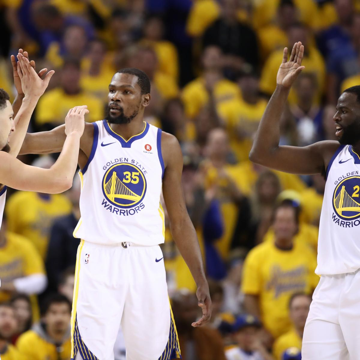NBA Conference Finals Matchups Both Go 7 Games for 1st Time Since 1979