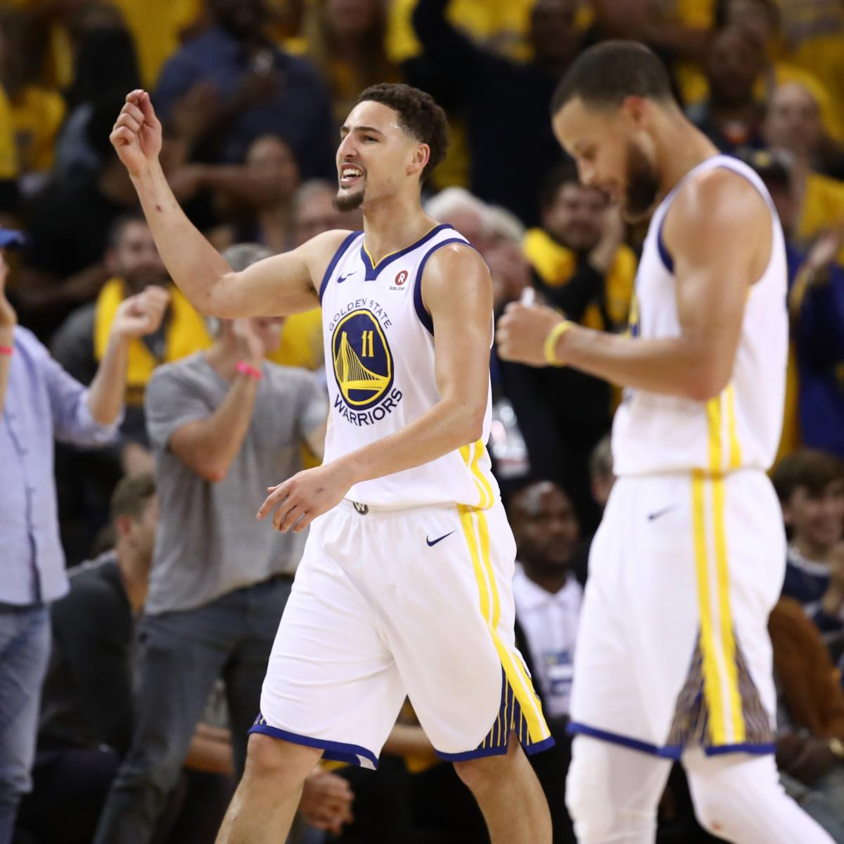 NBA Finals 2018: Early Odds, Prop Bets And Betting Tips