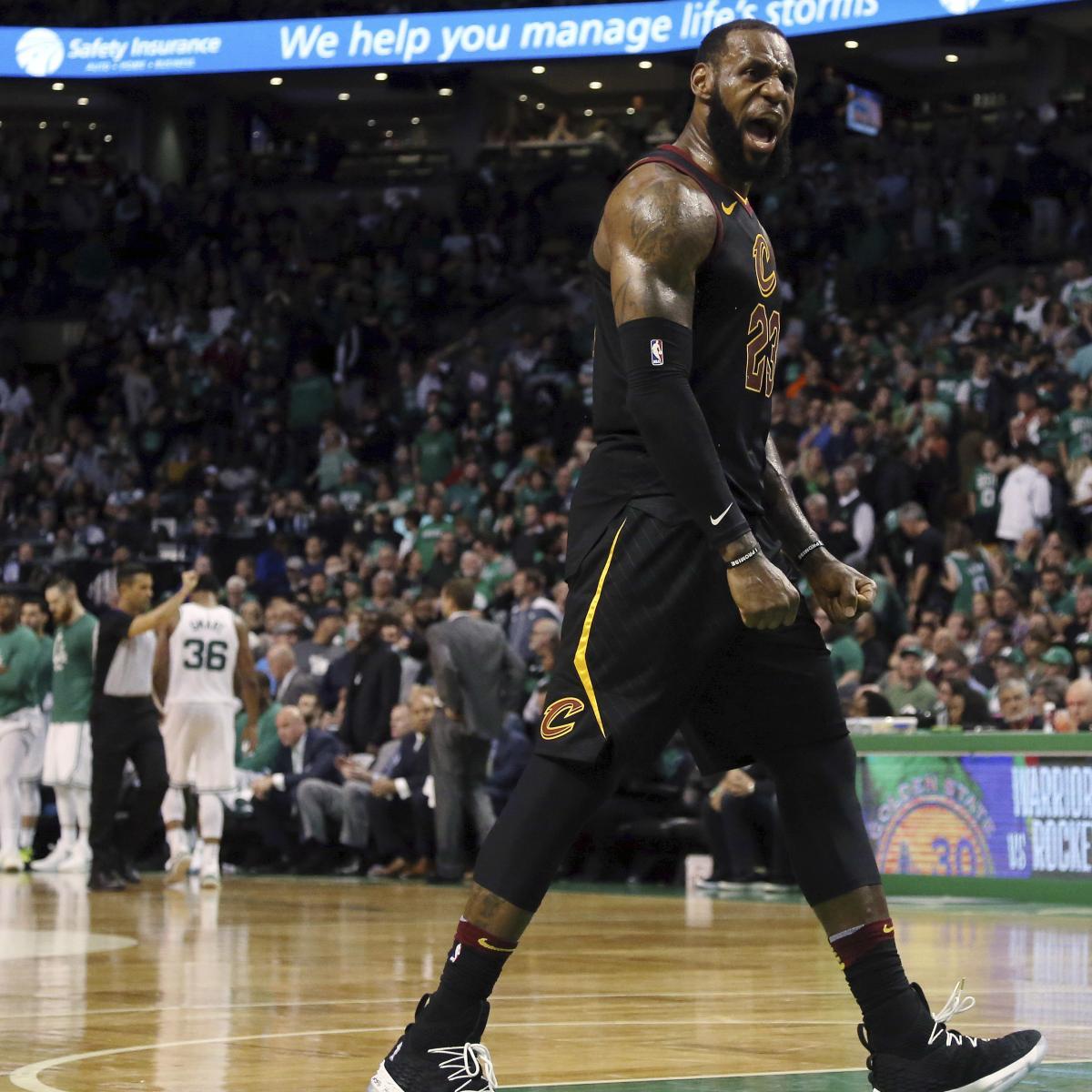 4438166c392 Is LeBron s Win over Celtics