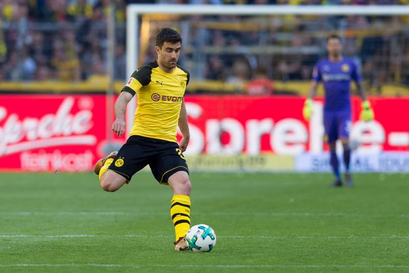 2d9d5c224c2 Arsenal Reportedly Close in on £16M Sokratis Papastathopoulos Transfer