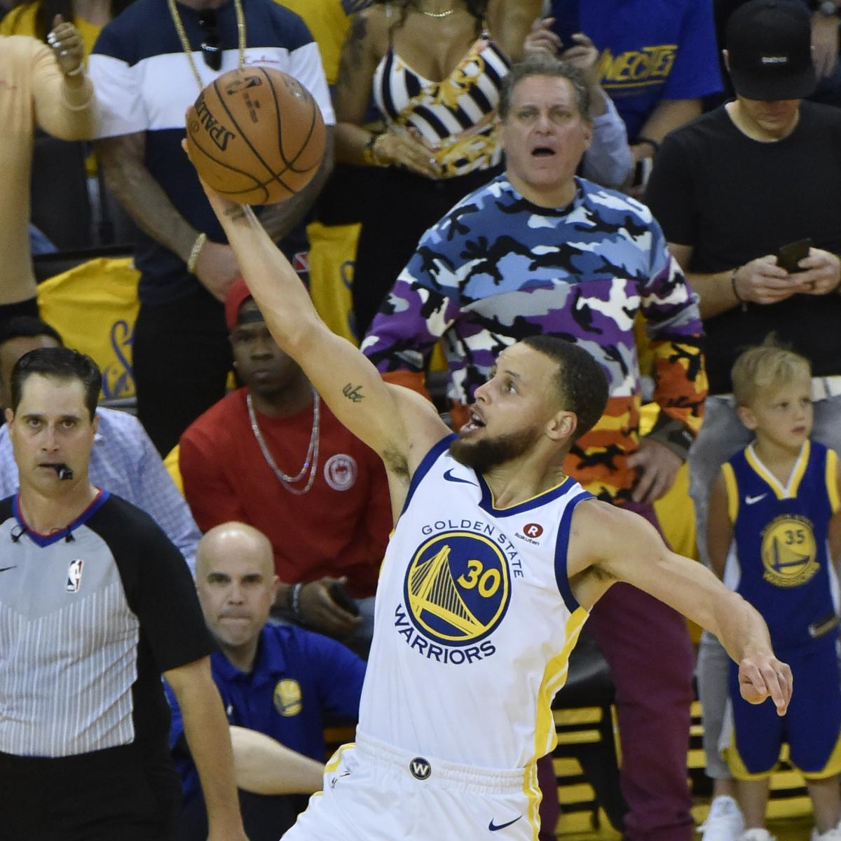 Houston Rockets Vs Golden State Warriors Lineup: NBA Playoffs 2018: TV Schedule, Dates And Odds For