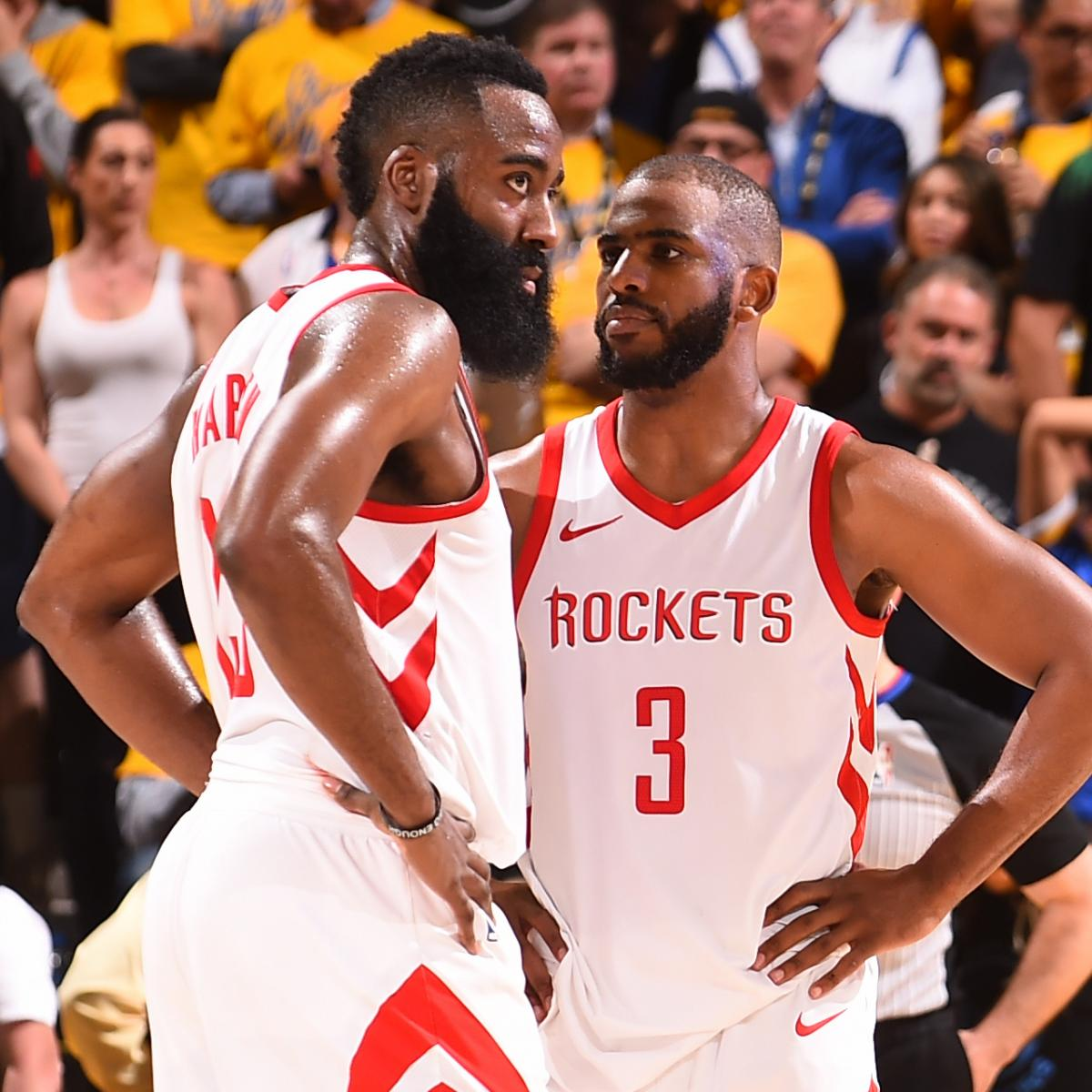 Houston Rockets Championship Roster: Houston Rockets' Top Offseason Priorities And Potential