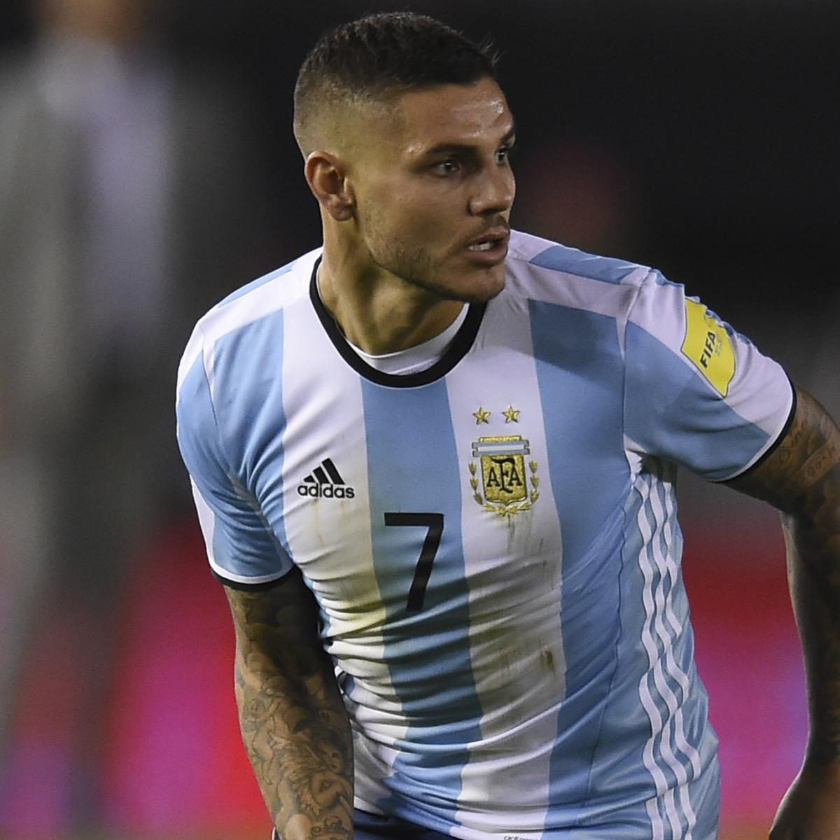 Mauro Icardi  The Argentinian Rebel Who Will Watch the World Cup from Home   17ede49f5