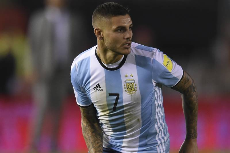 wholesale dealer 8a372 5c64e Mauro Icardi: The Argentinian Rebel Who Will Watch the World ...