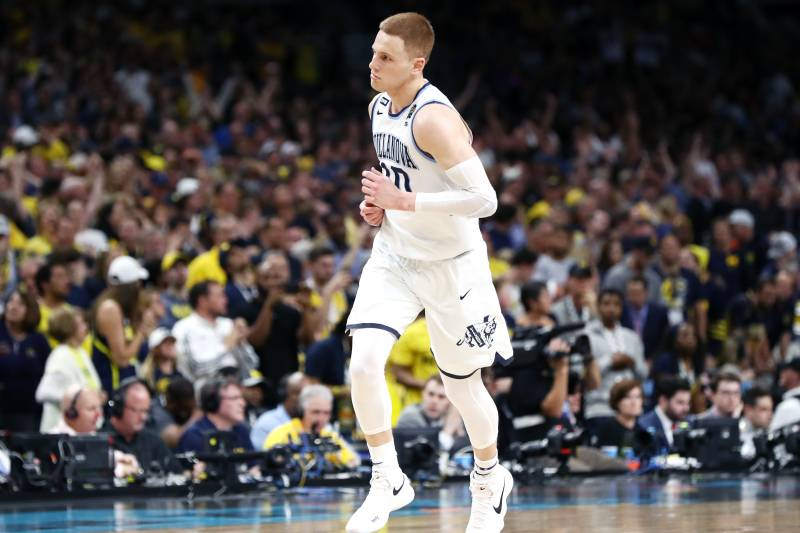 3dede207e53 Donte DiVincenzo Will Remain in 2018 NBA Draft, Won't Return to Villanova