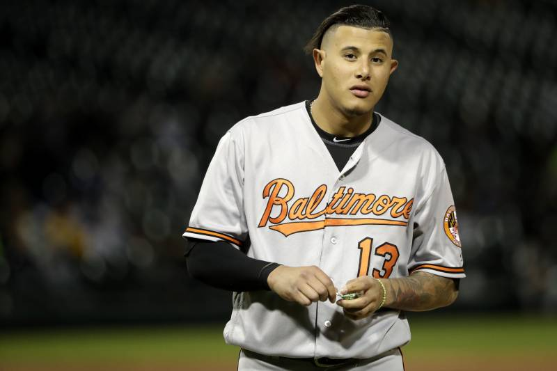 low priced 56245 65d4e Yankees Proving They Don't Need to Take Manny Machado Free ...
