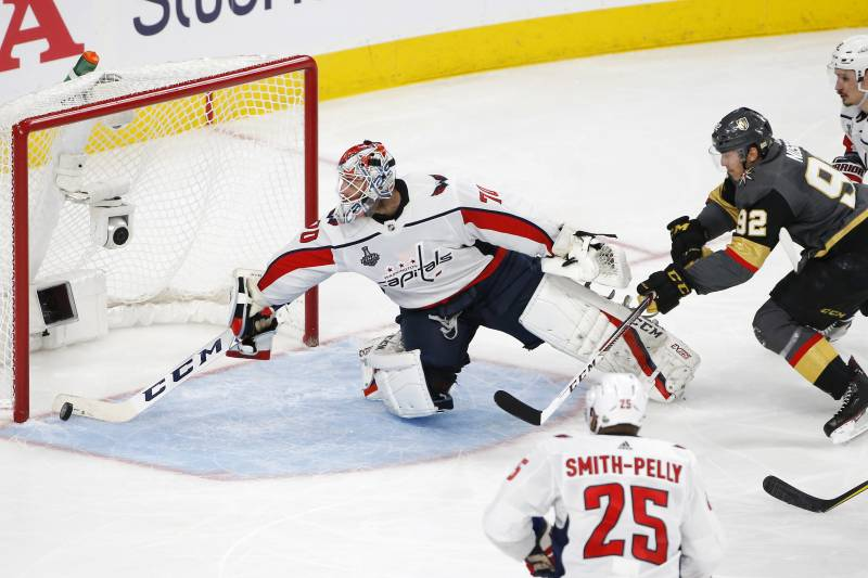 222097b7054 Stanley Cup Final Schedule 2018  Capitals vs. Knights Game 2 TV Info ...