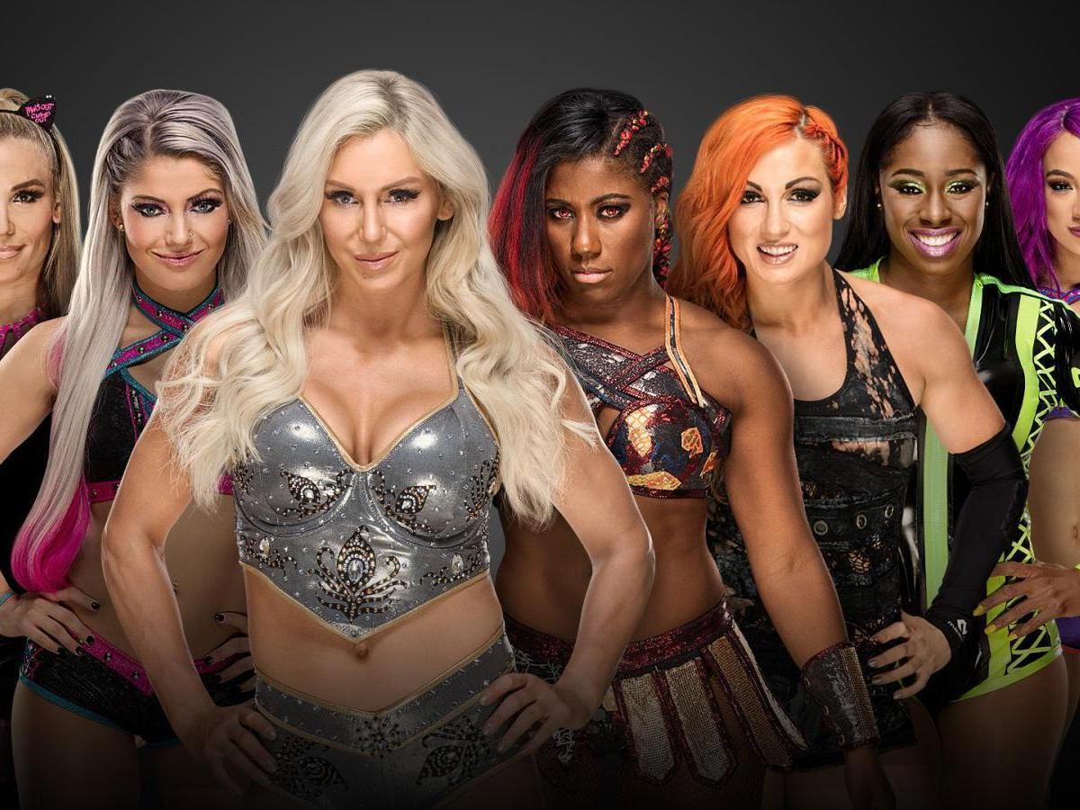 Alexa Bliss Wins Wild Women's Ladder Match at WWE Money in ...