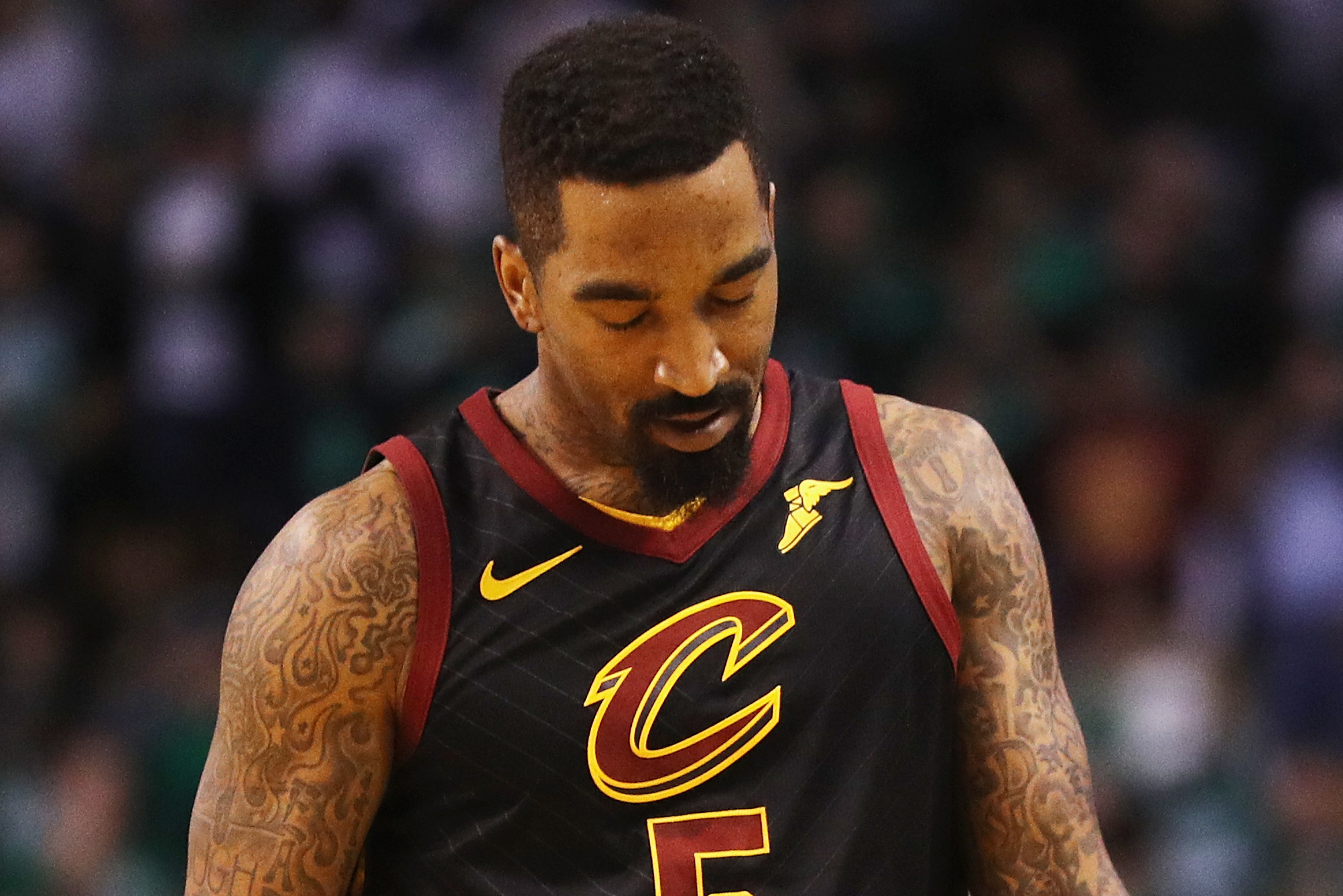 79d041f17b60 Video  JR Smith Costs Cavs Potential Game 1 Win by Not Knowing Score ...