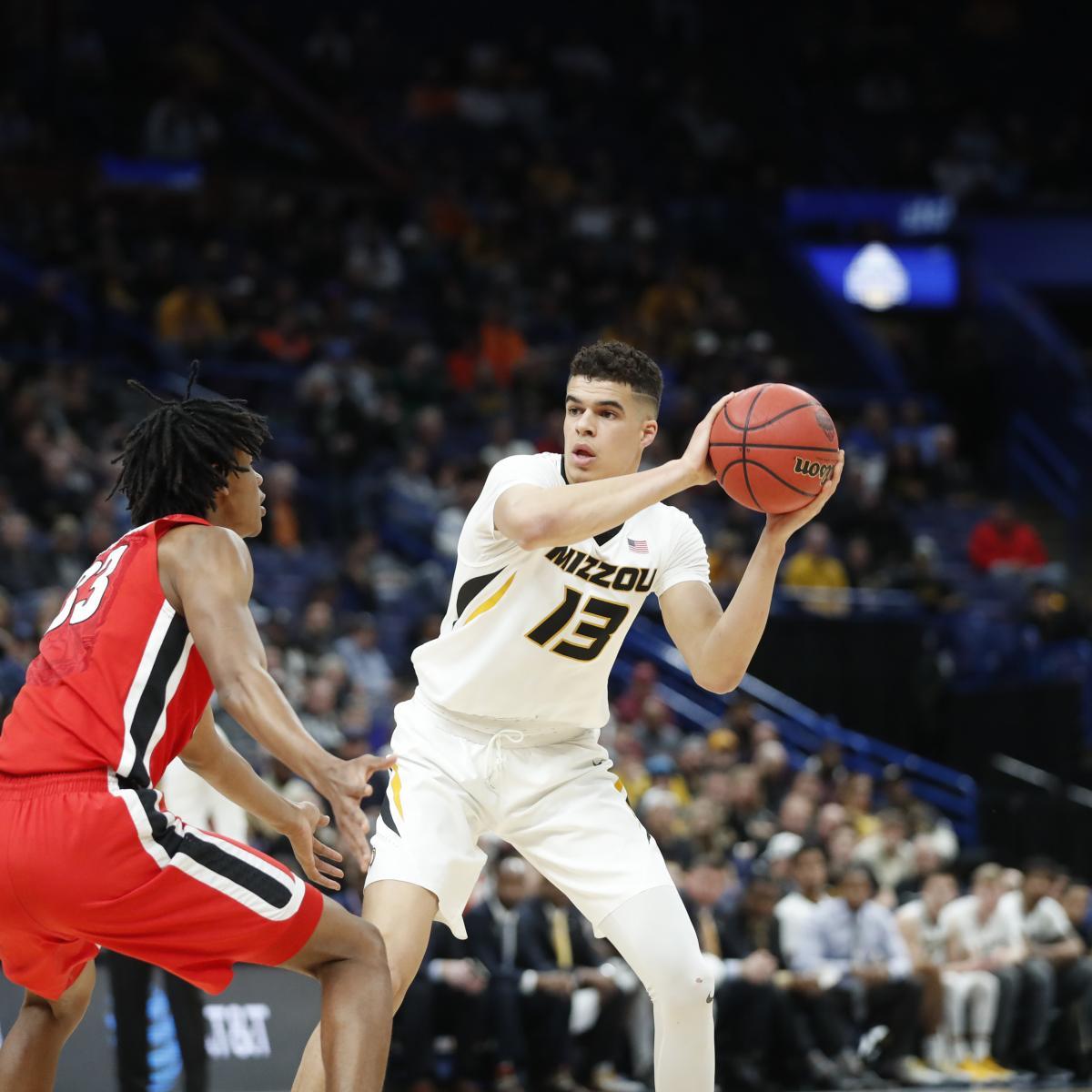 Michael Porter Jr. NBA Draft 2018: Scouting Report For