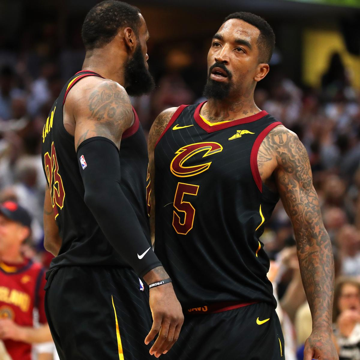 Cavaliers Can t Lose Trust in JR Smith 9f772b00a