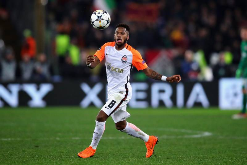 e7f10fa18 Fred Comments on Potential Manchester United Move Before Expected Medical