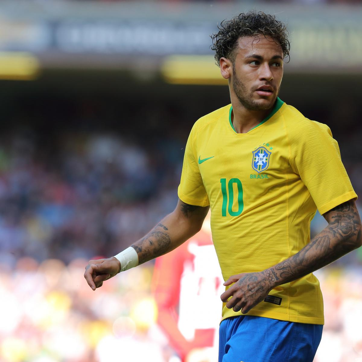Who And Where Are Brazil Playing This Month And Who Is In: 'I'm 80 Per Cent,' Says Neymar After Scoring For Brazil In