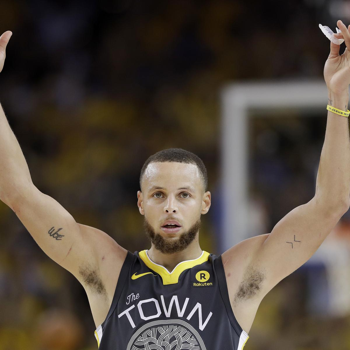 NBA Finals 2018: Warriors Vs. Cavaliers TV Schedule, Odds