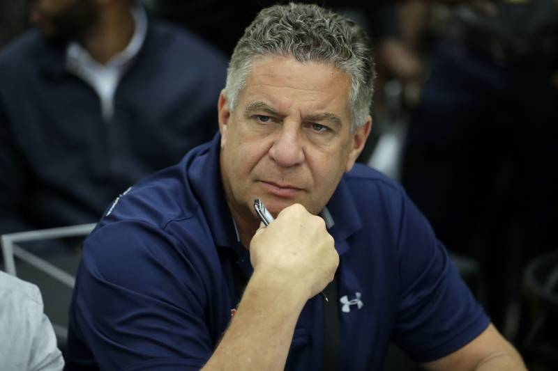 Bruce Pearl Auburn Agree To Contract Extension Until 2022