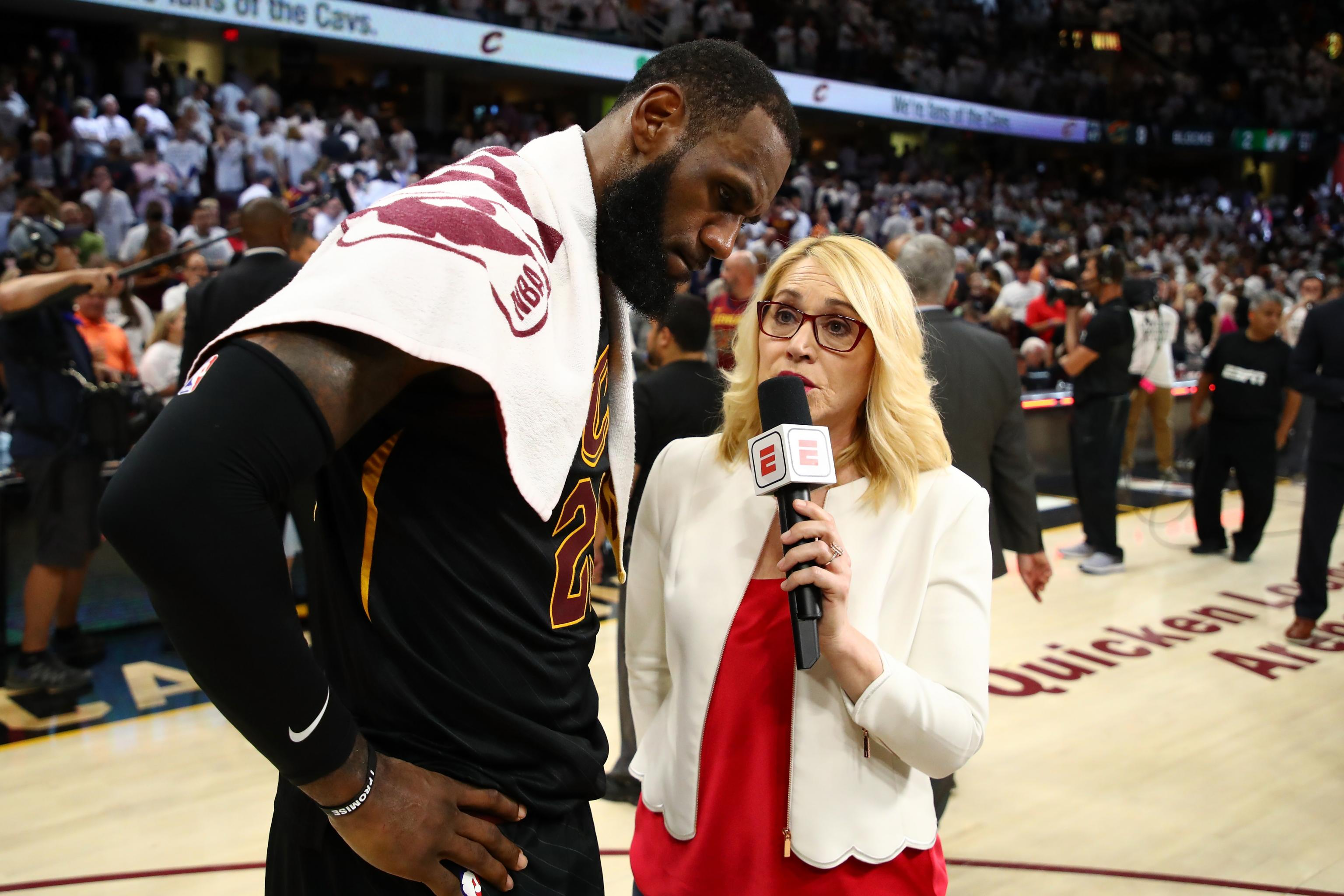 NBA – Doris Burke positiva al Coronavirus, è in fase di recupero