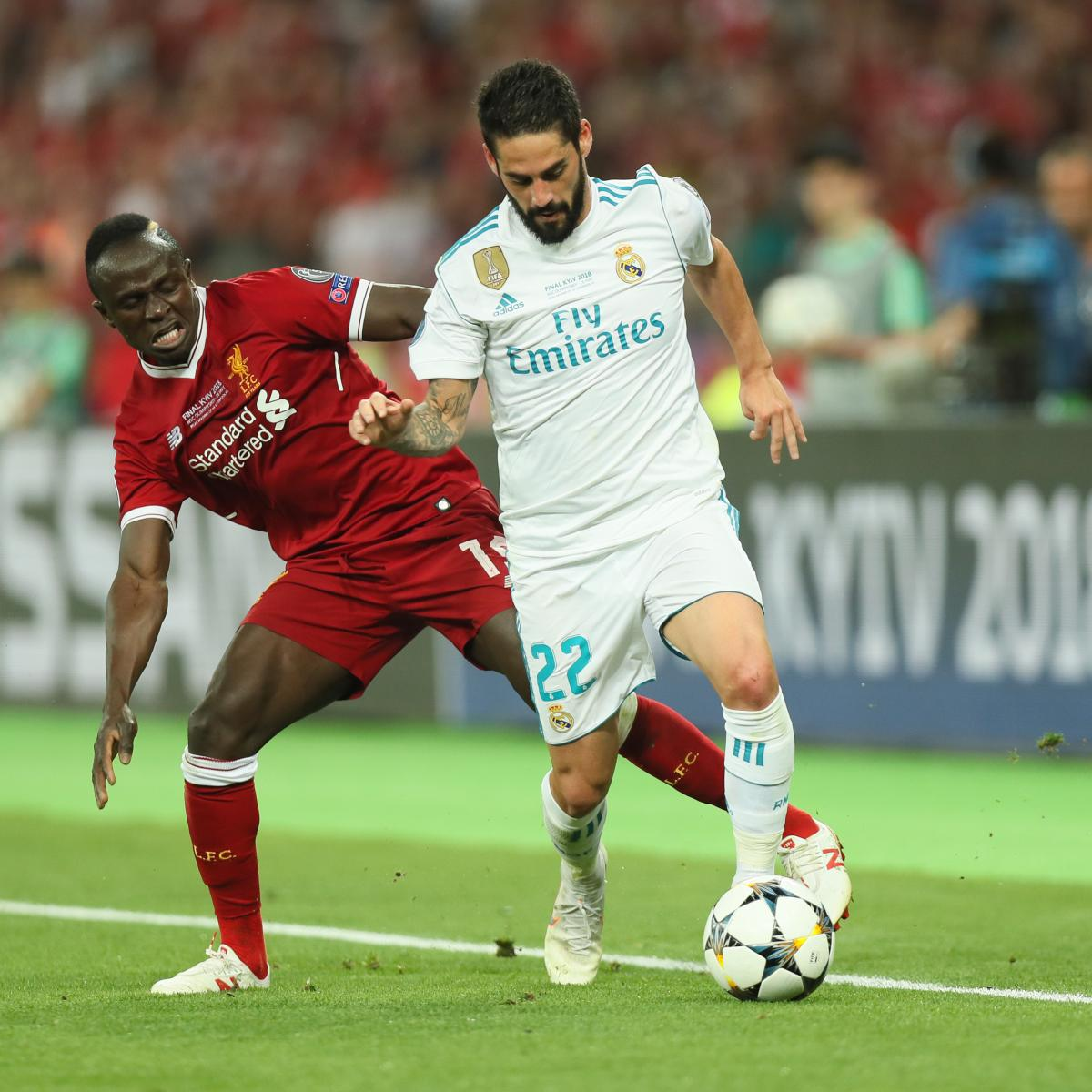 Isco Undergoes Surgery for Appendicitis, out vs. Sevilla and Atletico Madrid | Bleacher Report | Latest News, Videos and Highlights