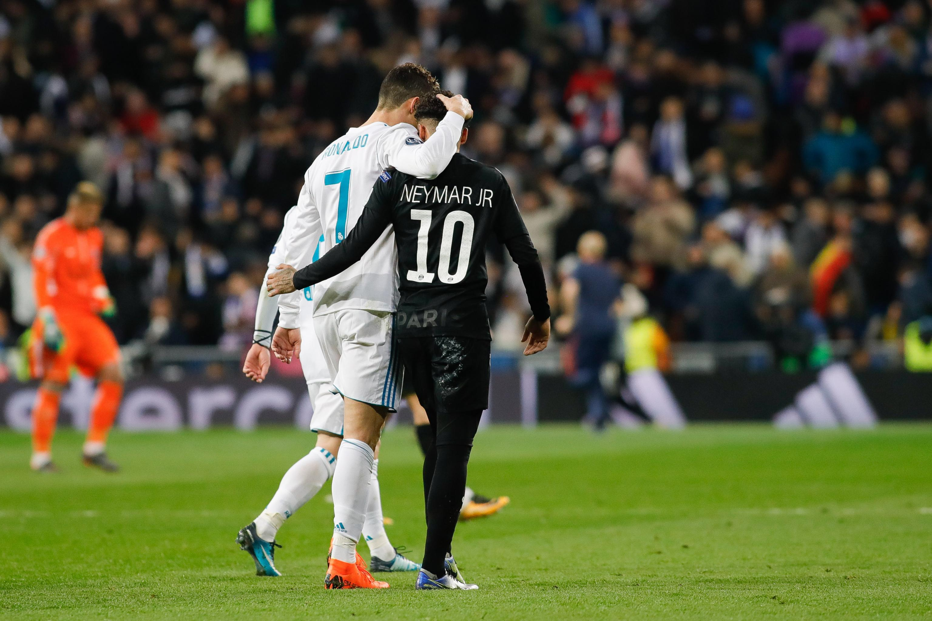 Cristiano Ronaldo Reportedly Baffled By Real Madrid S Obsession With Neymar Bleacher Report Latest News Videos And Highlights