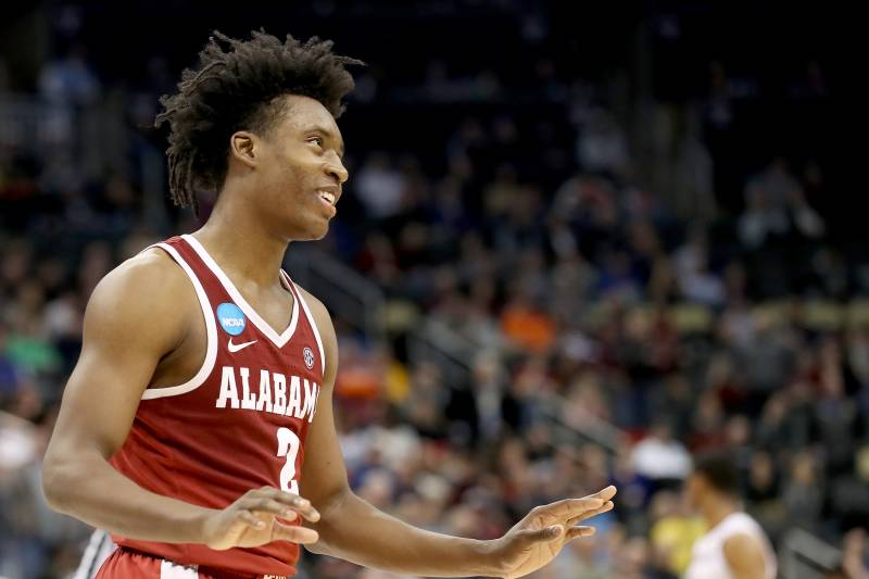 af34f760aca7 Collin Sexton NBA Draft 2018  Scouting Report for Cleveland ...