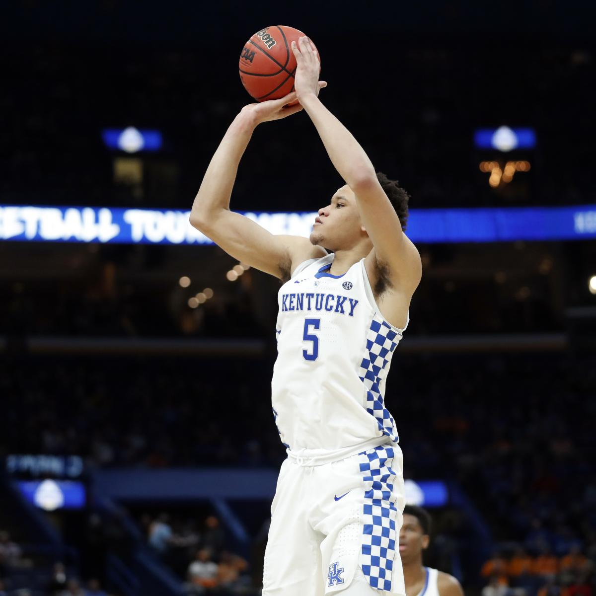 Kevin Knox NBA Draft 2018  Scouting Report for New York Knicks  Pick ... 38dd2f00cc2
