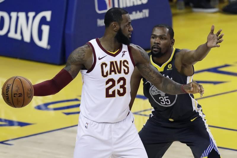 e2b0fa34d265 NBA Finals 2018  Warriors vs. Cavaliers Game 3 Odds